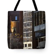 Fall Out Tote Bag
