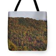 Fall Palette Tote Bag