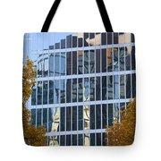 Fall Reflections II Tote Bag