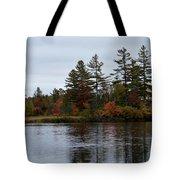 Fall River Colors Tote Bag