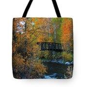 Fall River Tote Bag by Dana Kern