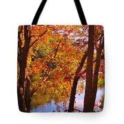 Fall River Nova Scotia Tote Bag