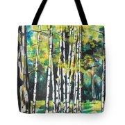 Fall To Pieces Tote Bag