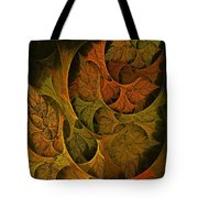 Fall Transitions Tote Bag