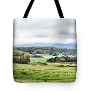 Fall Vermont Landscape Tote Bag