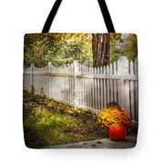 Fall Welcome Tote Bag