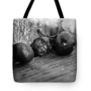 Fallen Berries Tote Bag