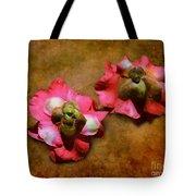 Fallen Blossoms Tote Bag