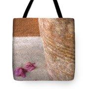 Fallen Flowers Tote Bag
