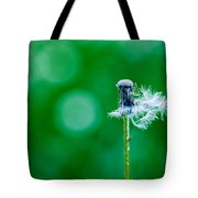 Fallen Off Dandelion - Featured 3 Tote Bag
