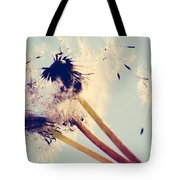 Fallen Wishes  Tote Bag