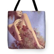 Fall...in Love... Tote Bag