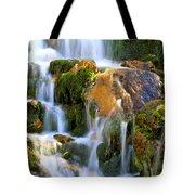 Fallin' Water Tote Bag
