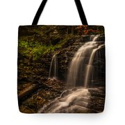 Falling Beautifully  Tote Bag