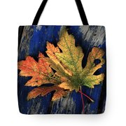 Falling For Colour Tote Bag