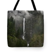 Falling From The Mist Tote Bag