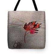 Falling Leaf Tote Bag