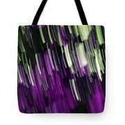 Falling Purple Tote Bag