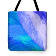 Falling Water By Jrr Tote Bag