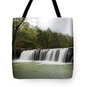 Falling Water Falls Tote Bag