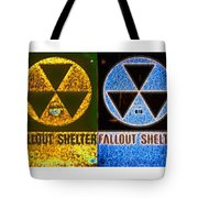 Fallout Lineup Tote Bag