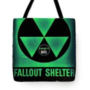 Fallout Shelter Wall 1 Tote Bag