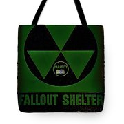 Fallout Shelter Wall 4 Tote Bag