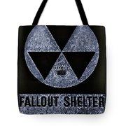 Fallout Shelter Wall 5 Tote Bag