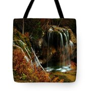 Falls At Hanging Lake Tote Bag