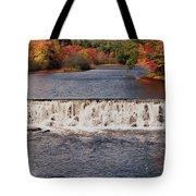 Falls Color Tote Bag