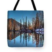 Falls Last Colors Tote Bag
