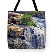 Falls Of Reedy River Tote Bag