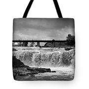 Falls Of The Big Sioux Tote Bag
