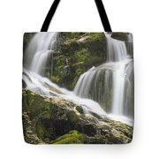 Falls On Sauk River Washington Tote Bag