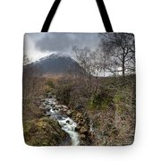 Falls On The River Coupall Tote Bag