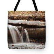 Falls Through A Tree Tote Bag