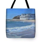 Falmouth Heights Beach Cape Cod Tote Bag