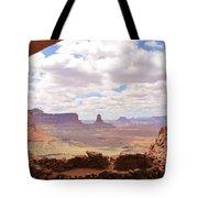 False Kiva Scenery Tote Bag