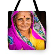 Familiar Eyes Tote Bag