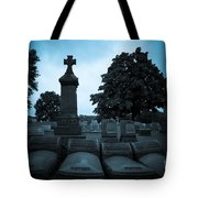 Family At Rest Tote Bag