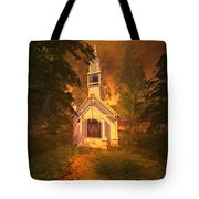 Family Chapel Tote Bag