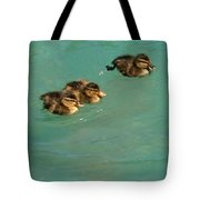 Family Flotilla 2 Tote Bag