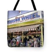 Family Fun - Coney Island - Brooklyn - New York Tote Bag