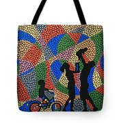 Family I Tote Bag