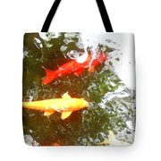 Family Members 7 Tote Bag