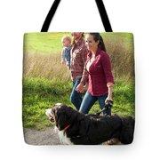 Family Portraits Tote Bag