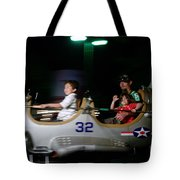 Family Time At The Fair  Tote Bag