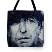 Famous Blue Raincoat Tote Bag by Paul Lovering