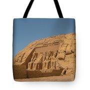 Famous Egyptian Landmarks Tote Bag