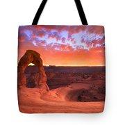 Famous Sunset Tote Bag by Kadek Susanto